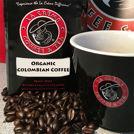 Organic Colombian Coffee