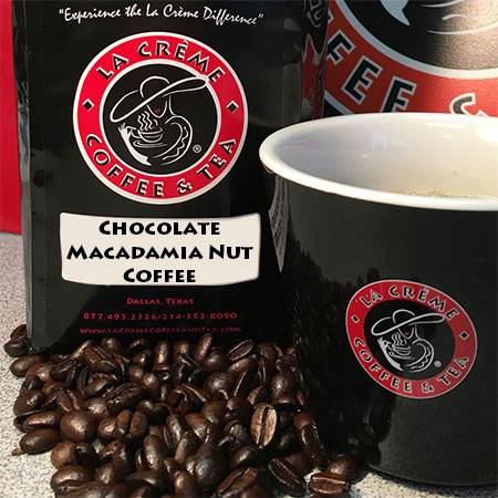 Chocolate Macadamia Nut Coffee