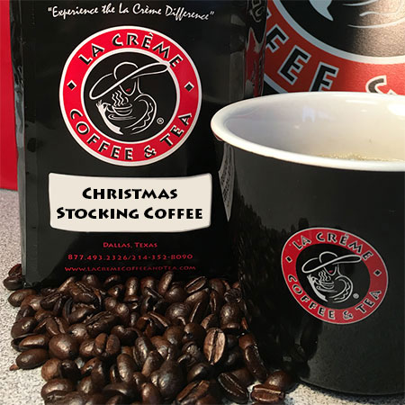 Christmas Stocking Coffee