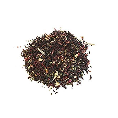 Mango Mint Hibiscus Herbal Tea